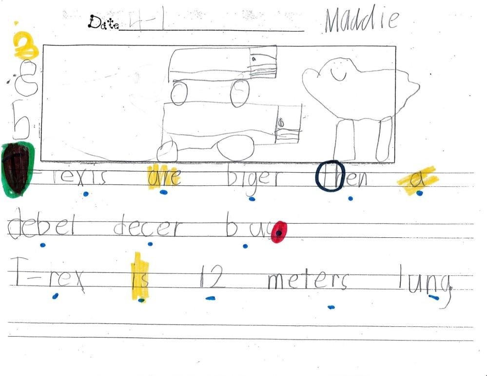 Pictures, Class Stories, Class Ideas! (5/5)
